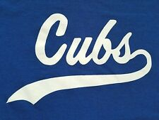 Chicago Cubs National League Pennant Winners! Jerzees XL T-Shirt