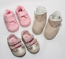 Size 2 toddler shoe lot Healthtex Circo and Sherpa shoe boot