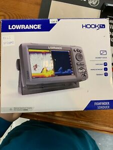 Lowrance Hook 7x Mid/High/Downscan 12660-001