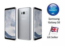 Samsung Galaxy S8 New Sealed Arctic Silver G950F 4G Unlocked 64GB Smartphone