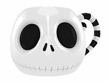 Nightmare Before Christmas - Jack Head - 3D Keramik Tasse Mug -  380 ml