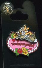 Cast Exclusive Valentine's Day Twitterpated Thumper Miss Bunny Disney Pin 99679