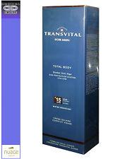 TRANSVITAL FOR MEN TOTAL BODY IP15 SUN PROTECTION SYSTEM - Solare Corpo