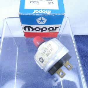 NOS A/C Low Pressure Switch 1971-1974 Dodge Challenger Plymouth Barracuda Cuda