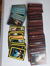 1978 Close Encounters of the Third Kind Lot of 144 Trading Cards & Stickers