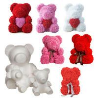 Valentines Day Girlfriend Gift Polystyrene Foam Bear Dog Rabbit Modelling Craft