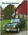 Austin America 1969 USA Market Single Sheet Sales Brochure 1300 Mk2