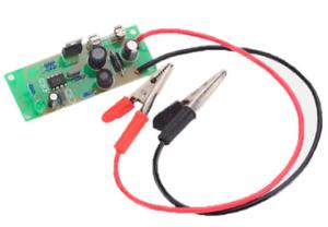 12 Volts Lead Acid Battery Desulfator Assembled Kit Alligator Clip With REVERSE