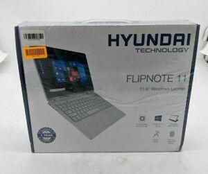 Hyundai Technology Flipnote 11 Intel N3350 4GB Windows 10 64GB eMMC - SH1174