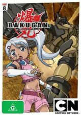 Bakugan - Evolution : Vol 8 (DVD, 2011) Region 4
