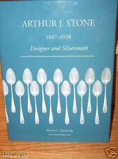 Arthur J Stone Sterling Silver Book -Soft Cover- Teapot