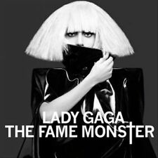 The Fame Monster [Deluxe Edition 2-CD] by Lady Gaga (CD, Nov-2009, 2 Discs, Universal)