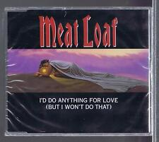 MAXI CD NEUF 2 TITRES PROMO MEAT LOAF I'D DO ANYTHING FOR LOVE