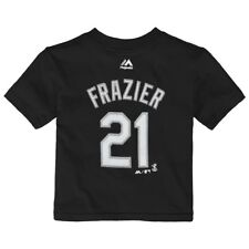 Majestic Todd Frazier Chicago White Sox Infant Red Player Name & Number T-shirt 12 MO