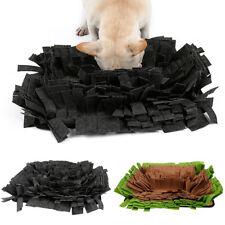 Dog Snuffle Mat Rug Training Blanket Pet Feeding Mat Play Mat Chew Toys 44x32cm
