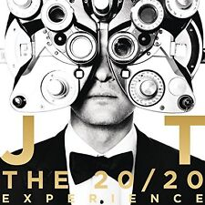 Justin Timberlake - The 2020 Experience [CD]