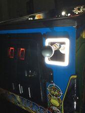 PINBALL MOD LIGHTED & MIRRORED 2 PIECE 12 VOLT SHOOTER ASSEMBLY DRESS UP KIT