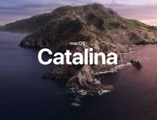 MacOS Catalina 10.15 angepasst für ältere MacBooks/iMac/usw.