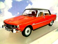 AGRÉABLE MCG MODÈLES 1/18 MOULAGE SOUS PRESSION 1974 ROVER P6B 3500 V8 ROUGE