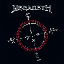 Cryptic Writings - Megadeth CD EMI