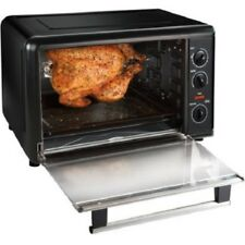 Rotisserie Oven Counter Convection Kitchen Toaster Countertop Pizza Chicken New