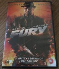 Fury DVD (2012) Samuel L Jackson Amazing Value At Low Prices