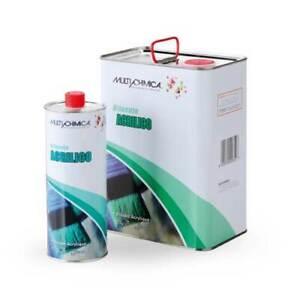 Diluente Acrilico Multichimica Per vernici e smalti 1 - 5 LT