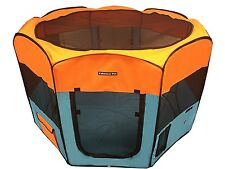 Fabulous Pet Portable Doggie, Puppy, Cat, Kitten Play Pen