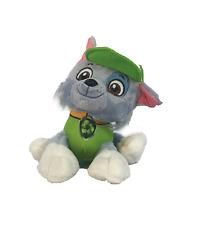 "New Nickelodeon Paw Patrol 6"" Rocky Stuffed Plush Doll Kids Gift Toy"
