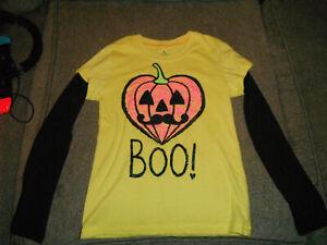 girl's shirt size 7/8