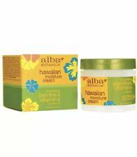 Alba Botanica Naturals Hawaiian Moisture Cream Smoothing Jasmine / Vitamin E