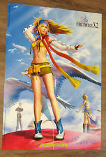 Final Fantasy X-2  & Nadia: Secret of the Blue Water Poster 40x56cm very rare