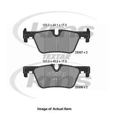New Genuine TEXTAR Brake Pad Set 2530701 Top Quality