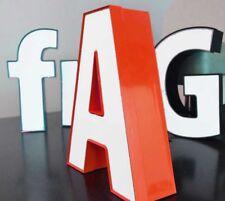 3D Buchstaben  LED Buchstaben  Einzelbuchstaben  Leuchtbuchstaben Sign Letter