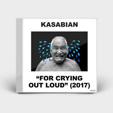 """Kasabian - """"For Crying Out Loud"""" (2017) - New CD Album"""