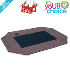 Pet Cot Replacement Cover Dog Bed Elevated Coolaroo Bedding Raised Breathable