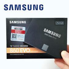 "Samsung 860 EVO 250GB SATA III Internal SSD 2.5""  Solid State Disk 860 EVO 250GB"