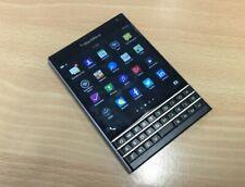 BlackBerry Passport QWERTY - 32GB - BLACK (Unlocked) Smartphone