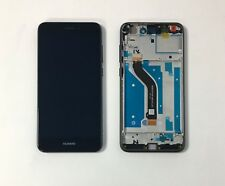 Huawei P8 LITE 2017 PRA-LX1 Touch Digitizer LCD Screen Assembly With Frame Black