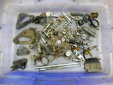 1978 Kawasaki KZ650B KZ560 K625' misc parts bolts mounts brackets