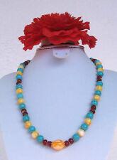 Echtschmuck-Halsketten & -Anhänger im Collier-Stil mit Rubin