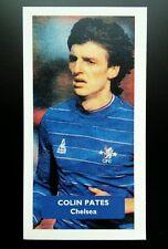 CHELSEA - COLIN PATES - Score UK football trade card