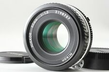 【Exc+++】 Nikon Ai-s 50mm F/1.8 Pancake MF Lens From Japan #13