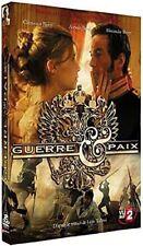 """DVD """"GUERRE et PAIX""""    NEUF SOUS BLISTER"""