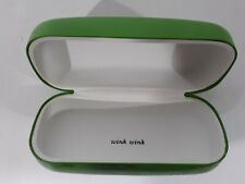 Vintage Kate Spade Green Sunglasses Case New York
