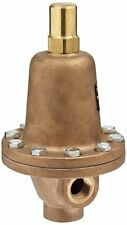 "Cash Valve 13697-0175 Bronze Back Pressure Relief Valve, Preset 175 PSI, 3/4"""