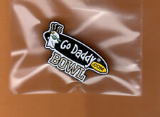2011 Go Daddy Bowl Game Site Pin Miami Red Hawks Middle Tennessee Blue Raiders