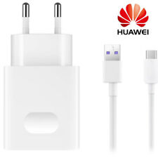Caricabatterie parete+cavo USB-C HUAWEI SuperCharge per Honor View 10 18PA