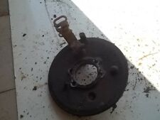 1997 YAMAHA KODIAK 400 4WD REAR BRAKE DRUM BACKING PLATE