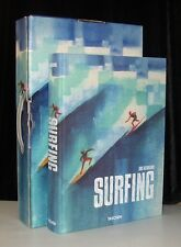 SURFING 1778-2015 1ST ED SIGNED JIM HEIMANN, GIDGET + 12 WRITERS ARTISTS SURFERS
